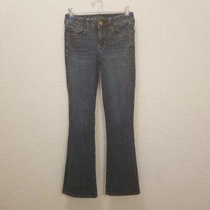 American Eagle Skinny Kick Jeans 360 Super Stretch